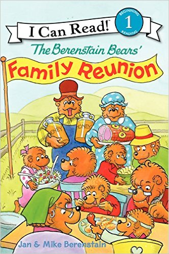 I can read 1 : The Berenstain Bears