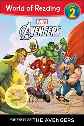 World of Reading : Avengers 2