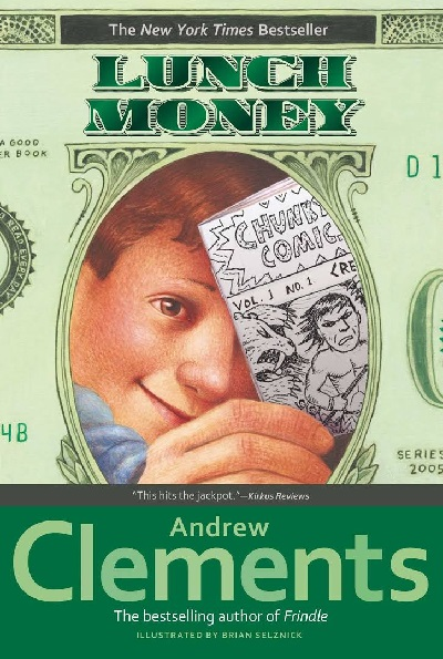 Andrew Clements School Stories