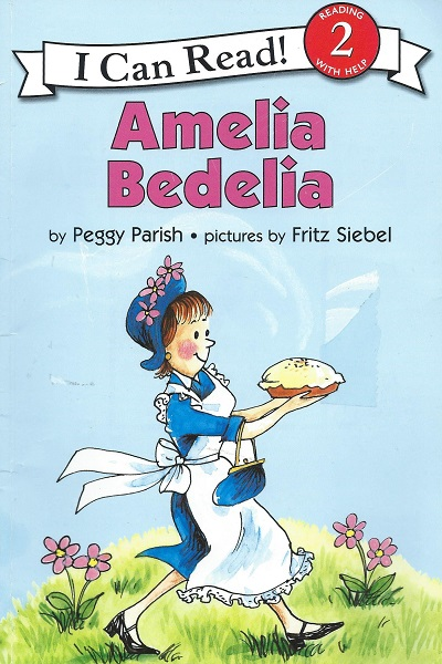 I can read 2 : Amelia Bedelia