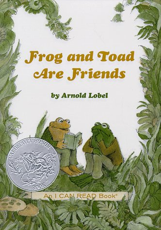 I can read 2 : Frog and Toad