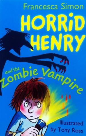 Horrid Henry Zombie Vampire
