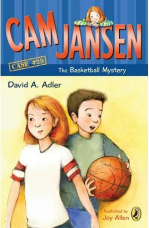 Cam Jansen The Basketball Mystery