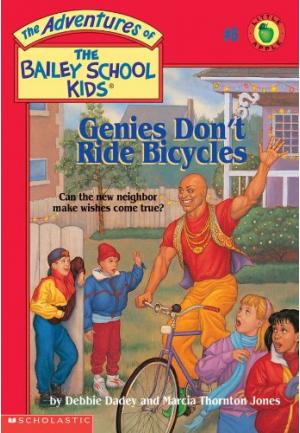 Genies Don\'t Ride Bicycles