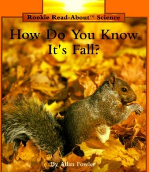 How Do You Know It\'s Fall?