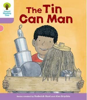 The Tin Can Man