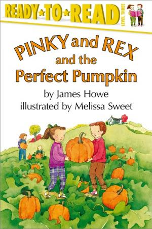 Pinky Rex and the Perfect Pumpkin