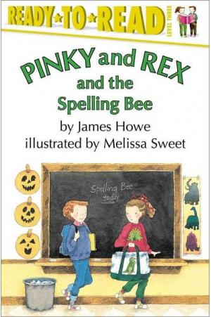 Rex and the Spelling Bee