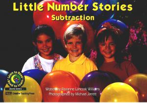 Little Number Stories: Subtraction
