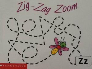 Zig-Zag Zoom