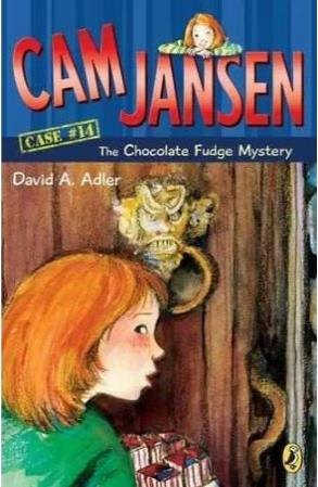 Cam Jansen The Chocolate Fudge Mystery
