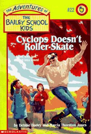 Cyclops Doesn\'t Roller-Skate