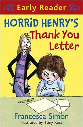 Horrid Henry early reader