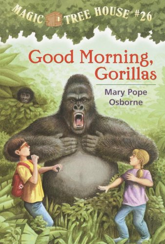 Good morning Gorillas 26