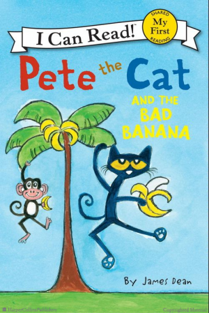 Pete the Cat - I Can Read (An)