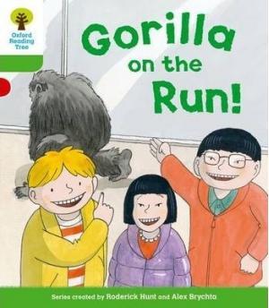 Gorilla on the Run!