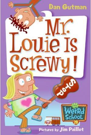 Mr. Louie Is Screwy