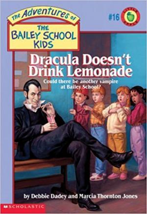 Dracula Doesn\'t Drink Lemonade