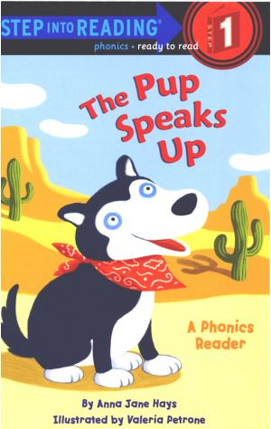 The Pup Speaks Up