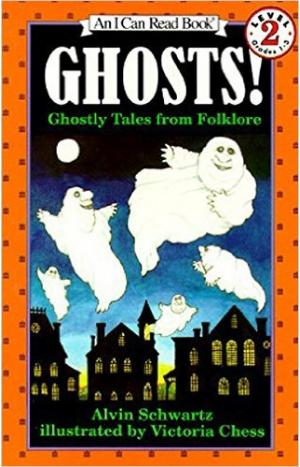 Ghosts! Ghostly Tales from Folklore
