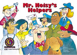 Mr. Noisy\'s Helpers