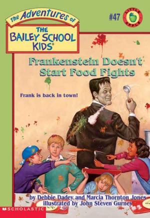 Frankenstein Doesn\'t Start Food Fights