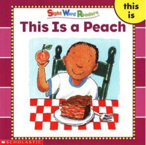 This Is a Peach