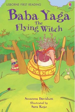 Baba Yaga The Flying Witch