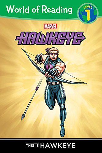 World of Reading : Avengers  1