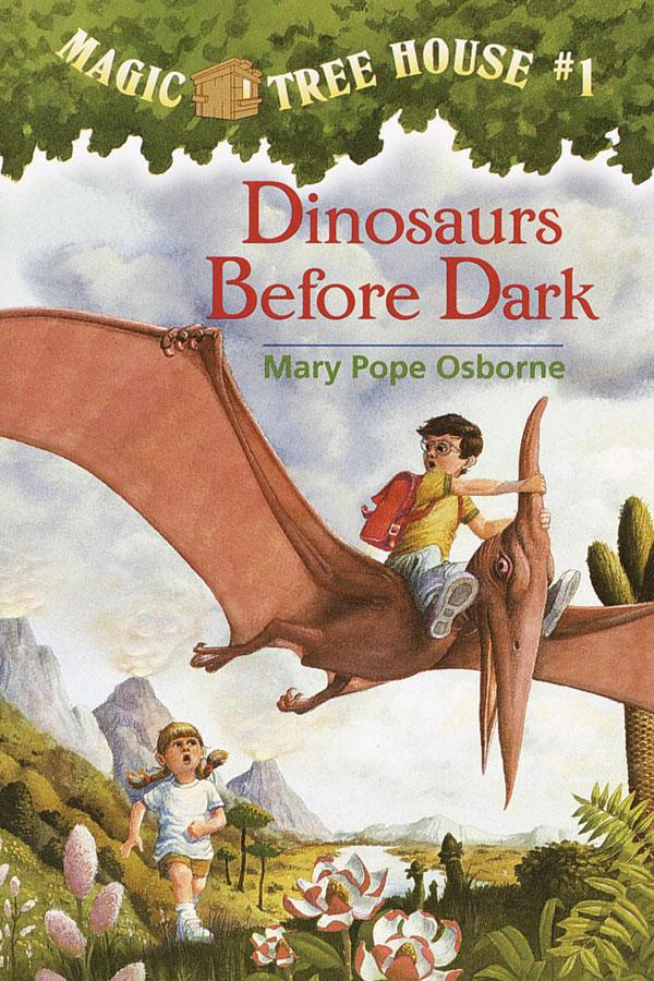 Dinosaurs Before Dark 1