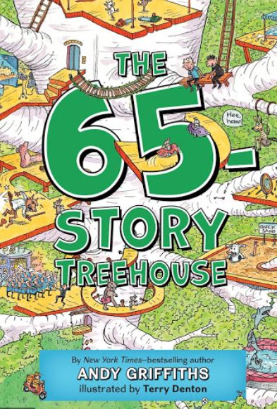 The 65-Story Treehouse