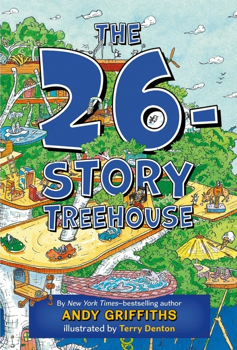 The 26-Story Treehouse