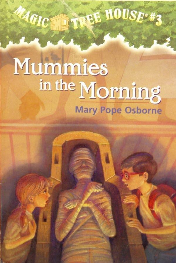 Mummies in the Morning 3