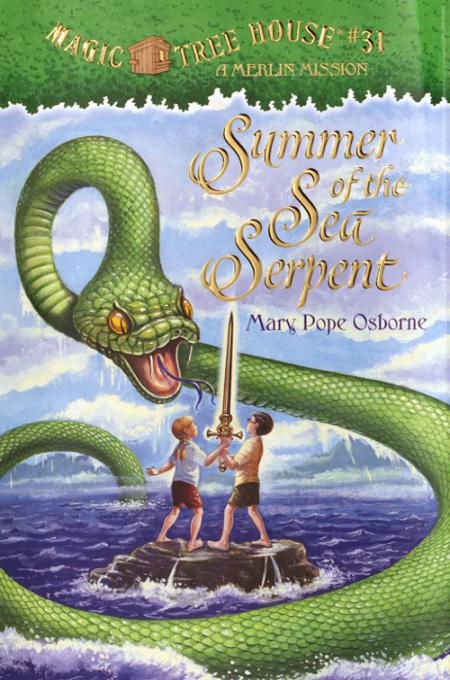 Summer of the Sea Serpent