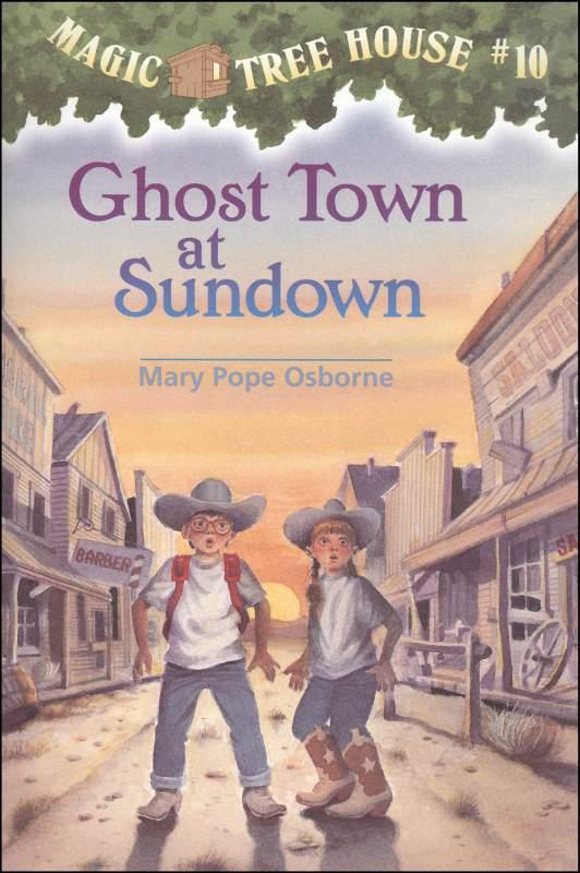 Ghost Town at Sundown 10