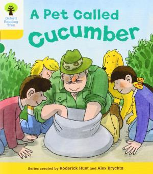 A Pet Called Cucumber
