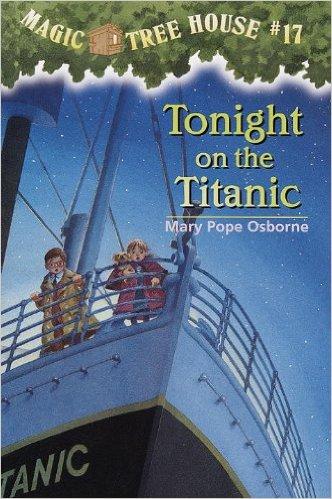 #17 Tonight on the Titanic