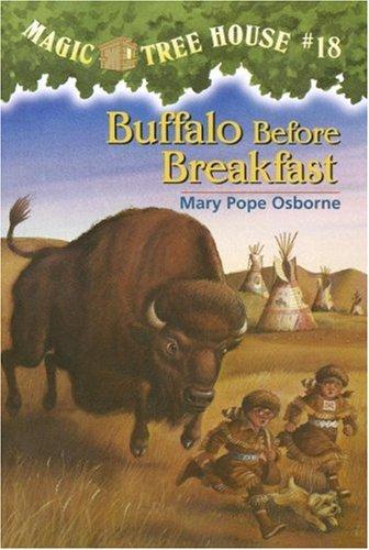 Buffalo Before Breakfast 18