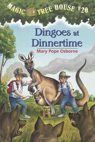 Dingoes at Dinnertime 20