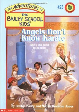 Angels Don\'t Know Karate