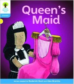 Queen\'s Maid