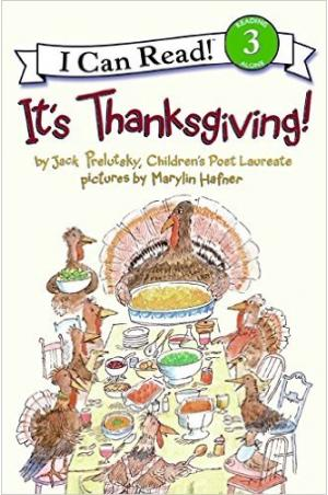 It\'s Thanksgiving!