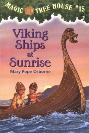 Viking Ships at Sunrise 15