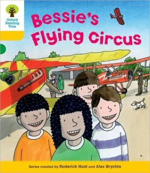 Bessie\'s Flying circus