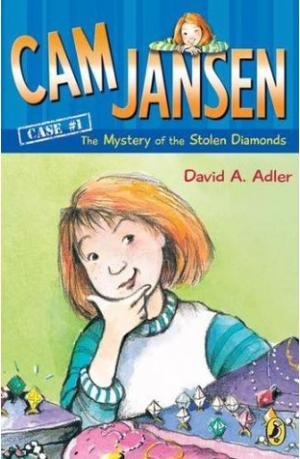 Cam Jansen The Mystery of the Stolen Diamonds
