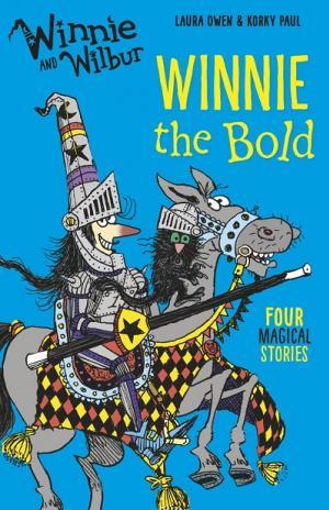 Winnie the Bold!
