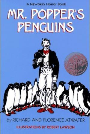 Mr. Popper\'s Penguins
