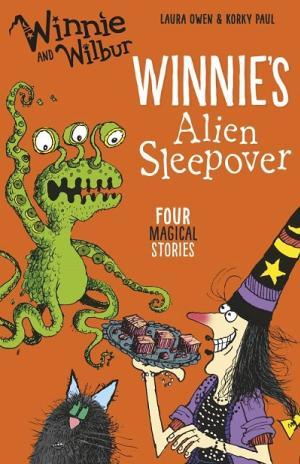 Winnie\'s Alien Sleepover