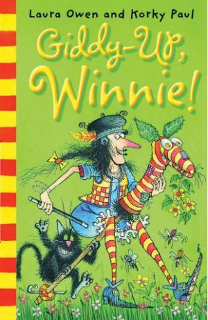 Winnie the Witch 챕터북