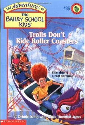 Trolls Don\'t Ride Roller Coasters